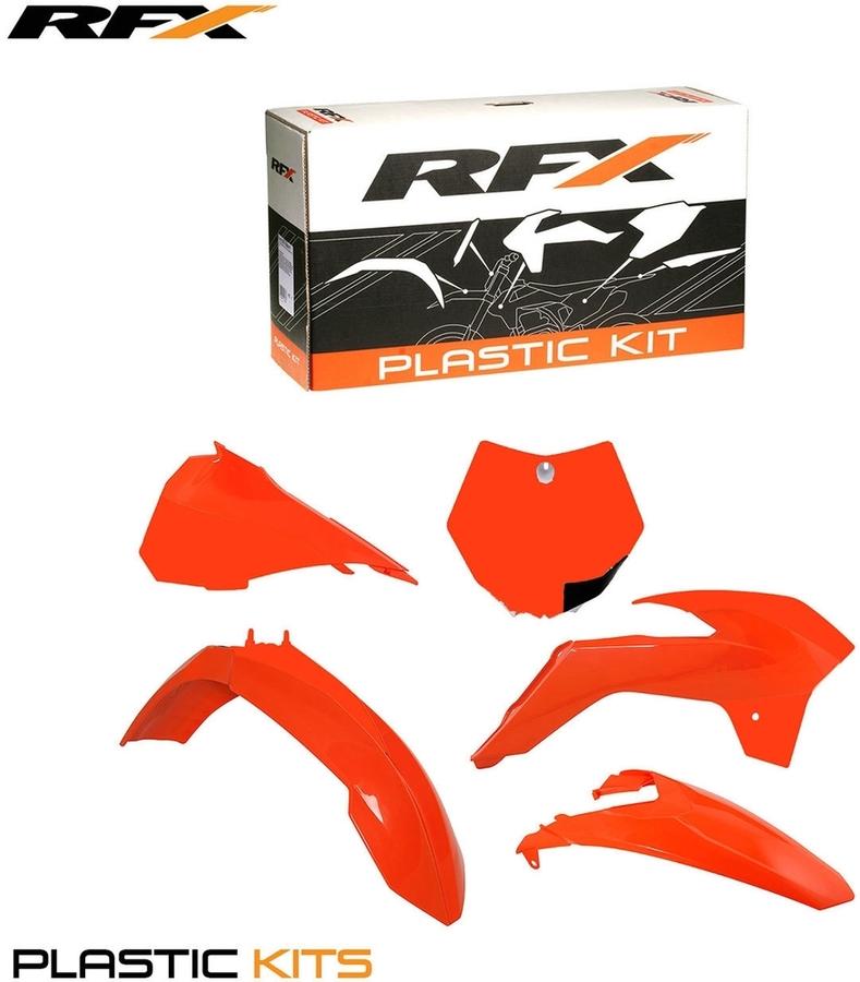 【イベント開催中!】 RaceFX レースエフエックス フルカウル・セット外装 Plastic Kit w/Left Airbox Cover SX85 13On