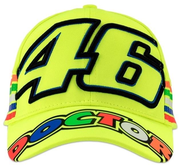 VR46 ブイアール46 帽子 46 DOCTOR CAP キャップ