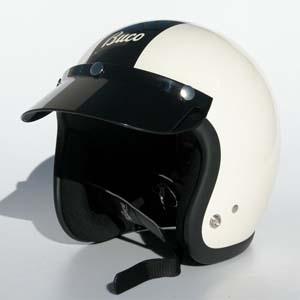ブコ ジェットヘルメット BABY BUCO ストライプ サイズ:ML(58-60cm)