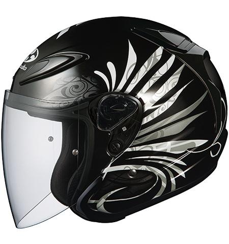 OGK KABUTO オージーケーカブト ジェットヘルメット AVAND-II [アヴァンド・ツー] LB [エルビー] ヘルメット サイズ:S