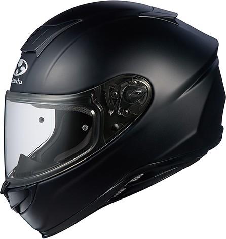 OGK KABUTO オージーケーカブト フルフェイスヘルメット AEROBLADE-V [AEROBLADE-5 エアロブレード・ファイブ フラットブラック] ヘルメット サイズ:XXL