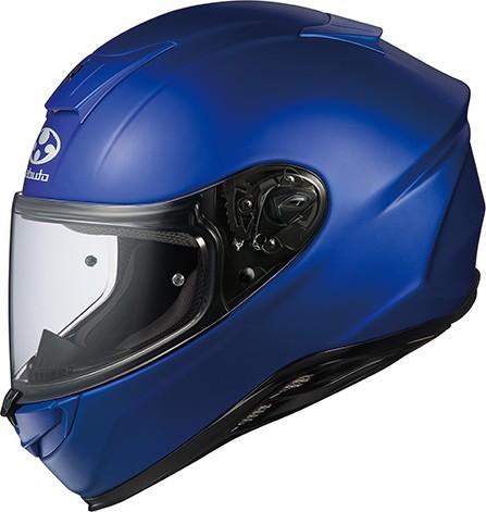 OGK KABUTO オージーケーカブト フルフェイスヘルメット AEROBLADE-V [AEROBLADE-5 エアロブレード・ファイブ フラットブルー] ヘルメット サイズ:XL