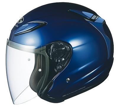 OGK KABUTO オージーケーカブト ジェットヘルメット AVAND-II [アヴァンド・2 エターナルブルー] ヘルメット サイズ:XS