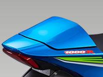 【在庫あり】【イベント開催中!】 SUZUKI スズキ シングルシートカウル カラー:トリトンブルーメタリック GSX-R1000R