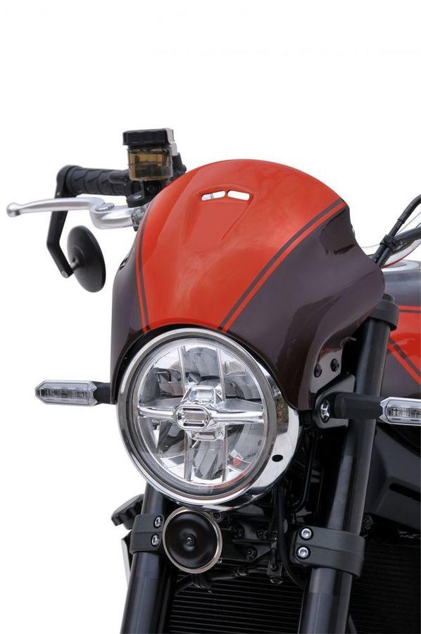 ERMAX アルマックス スクリーン ノーズフェアリング カラー:無塗装(ABS樹脂) Z900RS