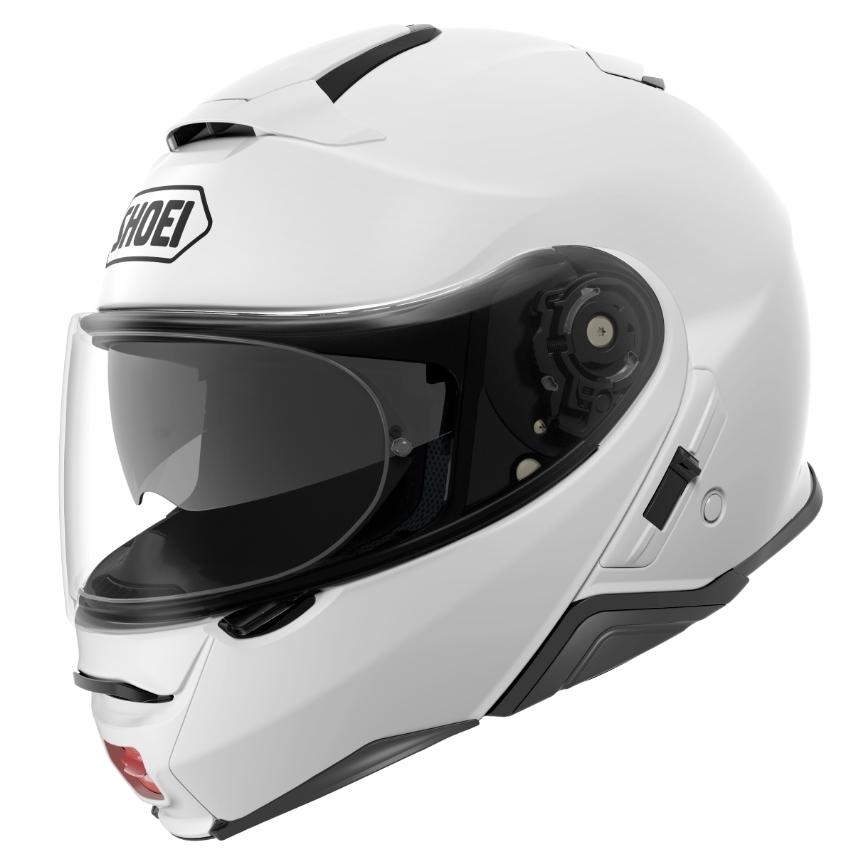 【在庫あり】【イベント開催中!】 SHOEI ショウエイ システムヘルメット NEOTECII [ネオテック2 ルミナスホワイト] ヘルメット サイズ:L (59cm)