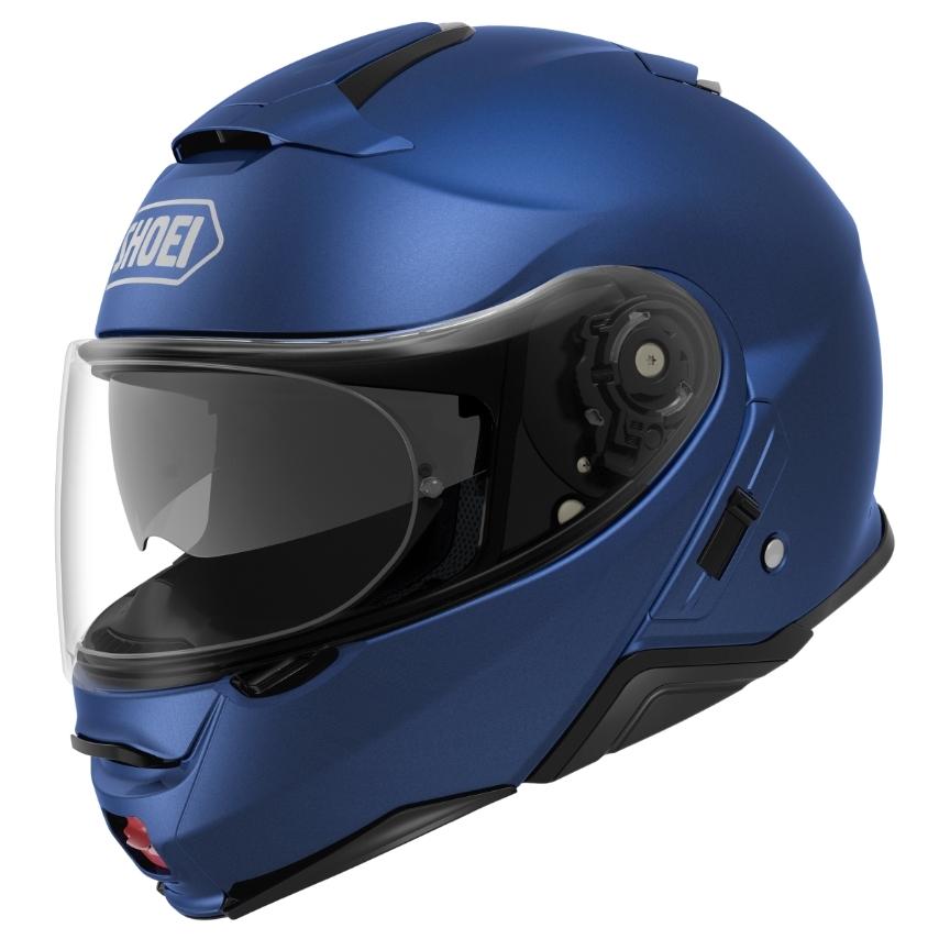 【在庫あり】【イベント開催中!】 SHOEI ショウエイ システムヘルメット NEOTECII [ネオテック2 マットブルーメタリック] ヘルメット サイズ:L (59cm)