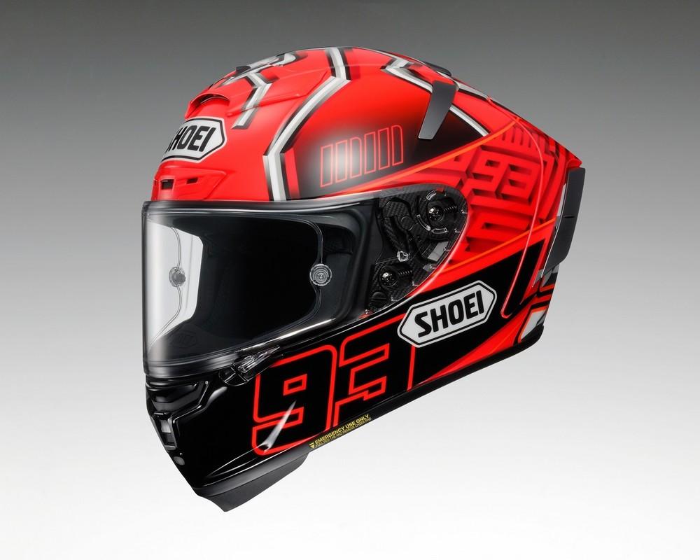 【イベント開催中!】 SHOEI ショウエイ フルフェイスヘルメット X-14 MARQUEZ4 [X-FOURTEEN エックス-フォーティーン マルケス4 TC-1 RED/BLACK] ヘルメット サイズ:XS (53-54cm)