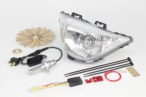 SP武川 SPタケガワ LEDヘッドライトキット3.0 アドレスV125S アドレスV125SS