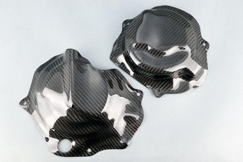 【イベント開催中!】 A-TECH エーテック Aテック エンジンカバー EG-GUARD エンジンガード タイプ:FRP/黒(FB) ニンジャ250