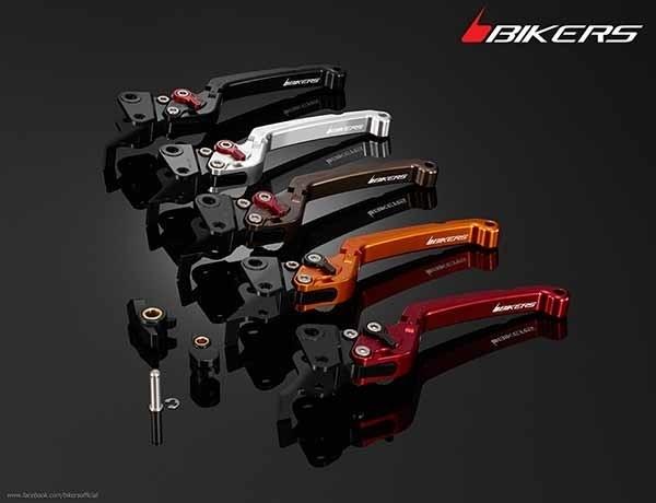【在庫あり】BIKERS バイカーズ 6段階調整付可倒式ブレーキレバー TRICITY 125 TRICITY 125 TRICITY 155 TRICITY 155 STANDARD
