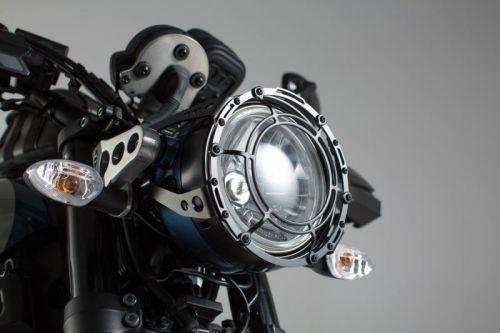 SW-MOTECH SWモテック ガード・スライダー ヘッドライトガード XSR900(16)