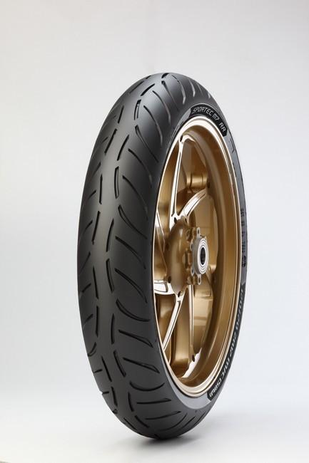 METZELER メッツラー SPORTEC M7RR【110/70ZR17M/CTL 54W】スポルテック タイヤ