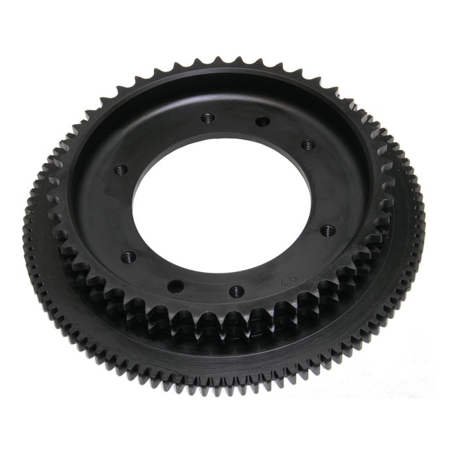 EVOLUTION INDUSTRIES エボリューションインダストリーズ その他エンジンパーツ スプロケットとリングギアセット 46T【SPROCKET AND RING GEAR SET 46 TOOTH】