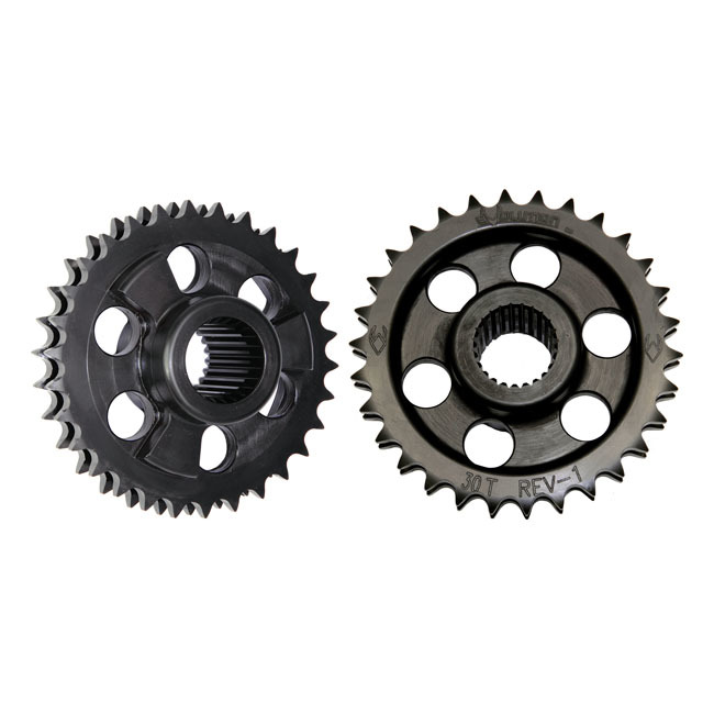 EVOLUTION INDUSTRIES エボリューションインダストリーズ その他エンジンパーツ 30T モータースプロケット & チェーン キット【30 TOOTH MOTOR SPROCKET & CHAIN KIT】