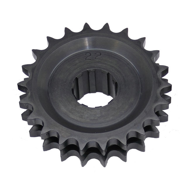 EVOLUTION INDUSTRIES エボリューションインダストリーズ その他エンジンパーツ パワードライブエンジンスプロケット【POWER DRIVE MOTOR SPROCKET】 THE NUMBER OF TEETH:22 TOOTH