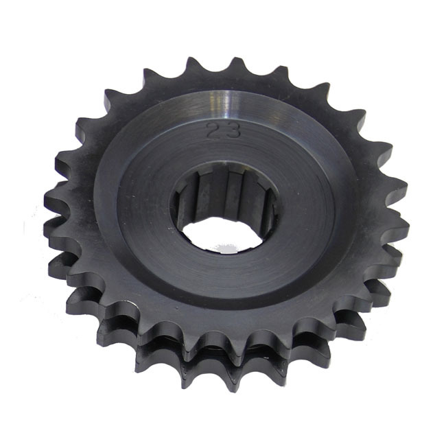 EVOLUTION INDUSTRIES エボリューションインダストリーズ その他エンジンパーツ パワードライブエンジンスプロケット【POWER DRIVE MOTOR SPROCKET】 THE NUMBER OF TEETH:23 TOOTH