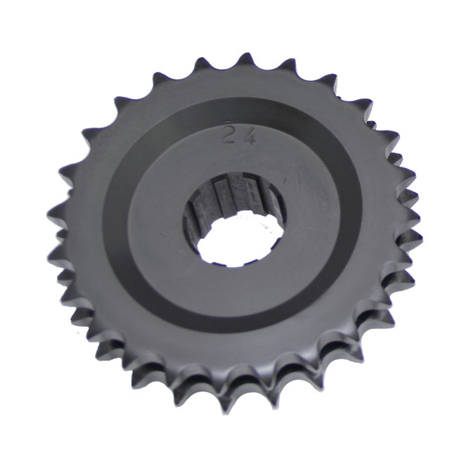 EVOLUTION INDUSTRIES エボリューションインダストリーズ その他エンジンパーツ パワードライブエンジンスプロケット【POWER DRIVE MOTOR SPROCKET】 THE NUMBER OF TEETH:24 TOOTH