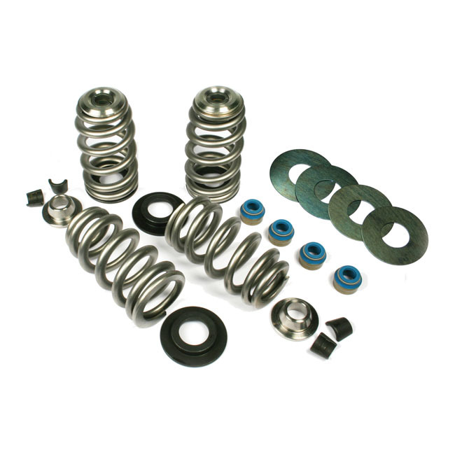 FEULING フューエリング その他エンジンパーツ ENDURANCE BEEHIVE バルブスプリング【ENDURANCE BEEHIVE VALVE SPRINGS】 99-17 TCA/B with Screamin'Eagle heads
