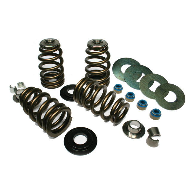 FEULING フューエリング ハイロードビーディングバルブスプリング【HIGH LOAD BEEHIVE VALVE SPRINGS】 09-12(NU)XR1200 04-17 XL