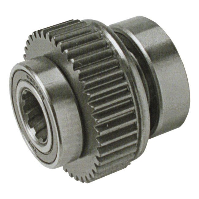 STANDARD MOTORCYLE スタンダード モーターサイクル 配線関連 クラッチアッシー スターターモーター【CLUTCH ASSY STARTER MOTOR】 91-06 B.T.(NU)(EXCL.2006 DYNA)