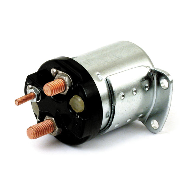 STANDARD MOTORCYLE スタンダード モーターサイクル ソレノイド【SOLENOID】 65-86 4-SP B.T. 84-88 SOFTAIL 67-80 XL(NU)