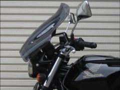CHIC DESIGN シックデザイン ガイラシールド サイズ:L スクリーンカラー:クリア CB400SF/ VTEC Revo(08-17)
