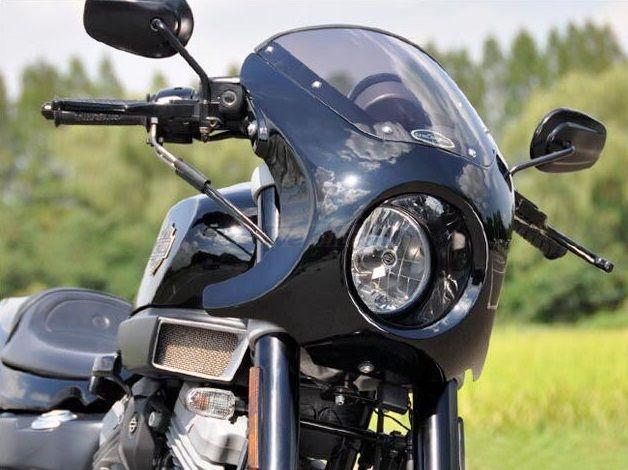 CHIC DESIGN シックデザイン ティーラ ロケットヘッドカウル XR1200