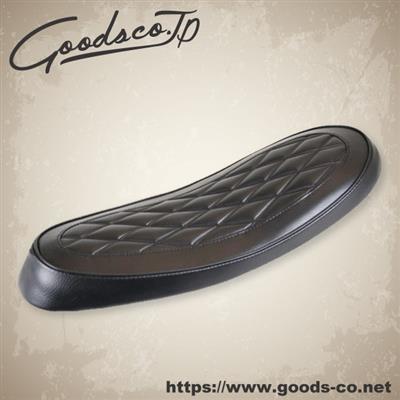 GOODS グッズ タンデムチョッパーシート ダイアモンド SR400 SR500
