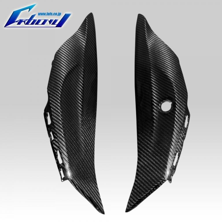 Carbony カーボニー サイドカバー リアサイドカウル 仕上げ:ツヤ消し 仕様:平織り ZX-10R 2016-