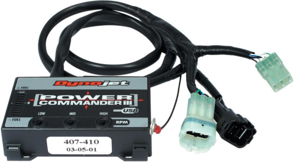 Dynojet ダイノジェット インジェクション関連 パワーコマンダー3(Power Commander III) Breva 750 2004 Breva 750 2005 Breva 750 2006