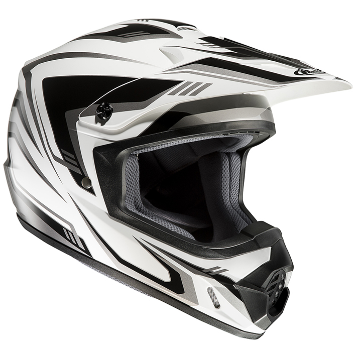 HJC エイチジェイシー オフロードヘルメット HJH123 CS-MX II EDGE(エッジ) サイズ:M(57-58cm)