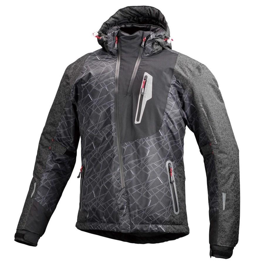 KOMINE コミネ ウインタージャケット JK-589 プロテクトウインターパーカ (HRカラー) サイズ:3XL