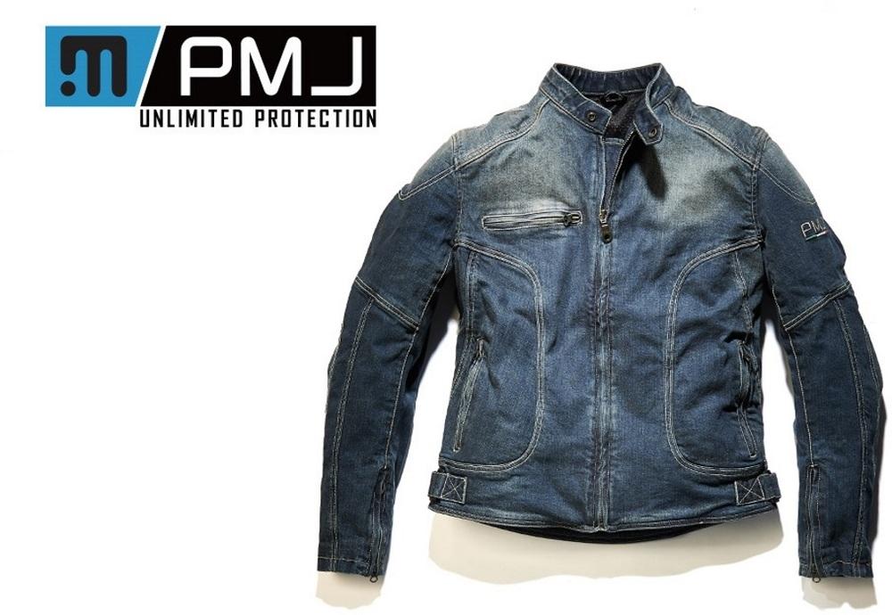 PROmo jeans プロモジーンズ PMJ デニムクラシックジャケット Miami 12.5oz