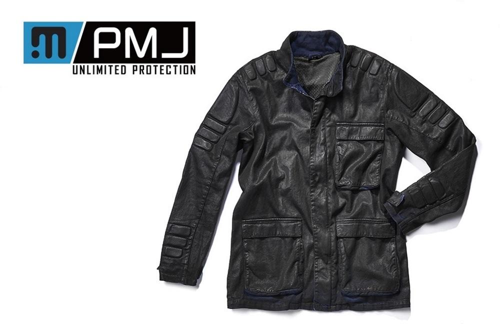 PROmo jeans プロモジーンズ PMJ イノベーティブジャケット District