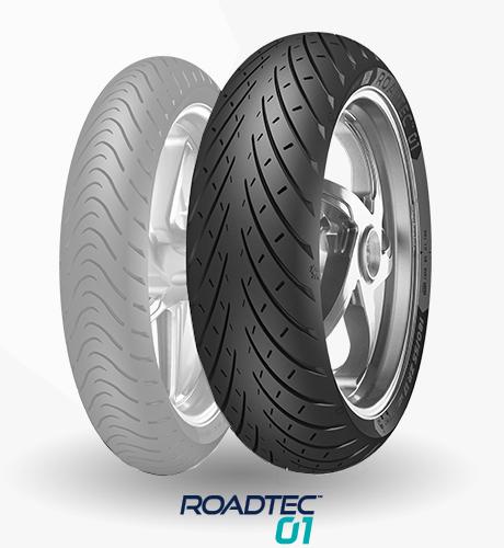 METZELER メッツラー オンロード・ツーリング/ストリート ROADTEC 01(X-PLY)【130/80-17 M/C 65H TL】ロードテック タイヤ