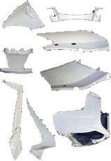 S-Line エスライン フルカウル・セット外装 ボディキット カウルセット Xmax 2003-2008