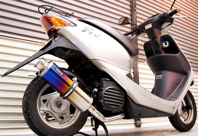 BEAMS ビームス SS300 フルエキゾーストマフラー サイレンサー:チタン スマートディオ