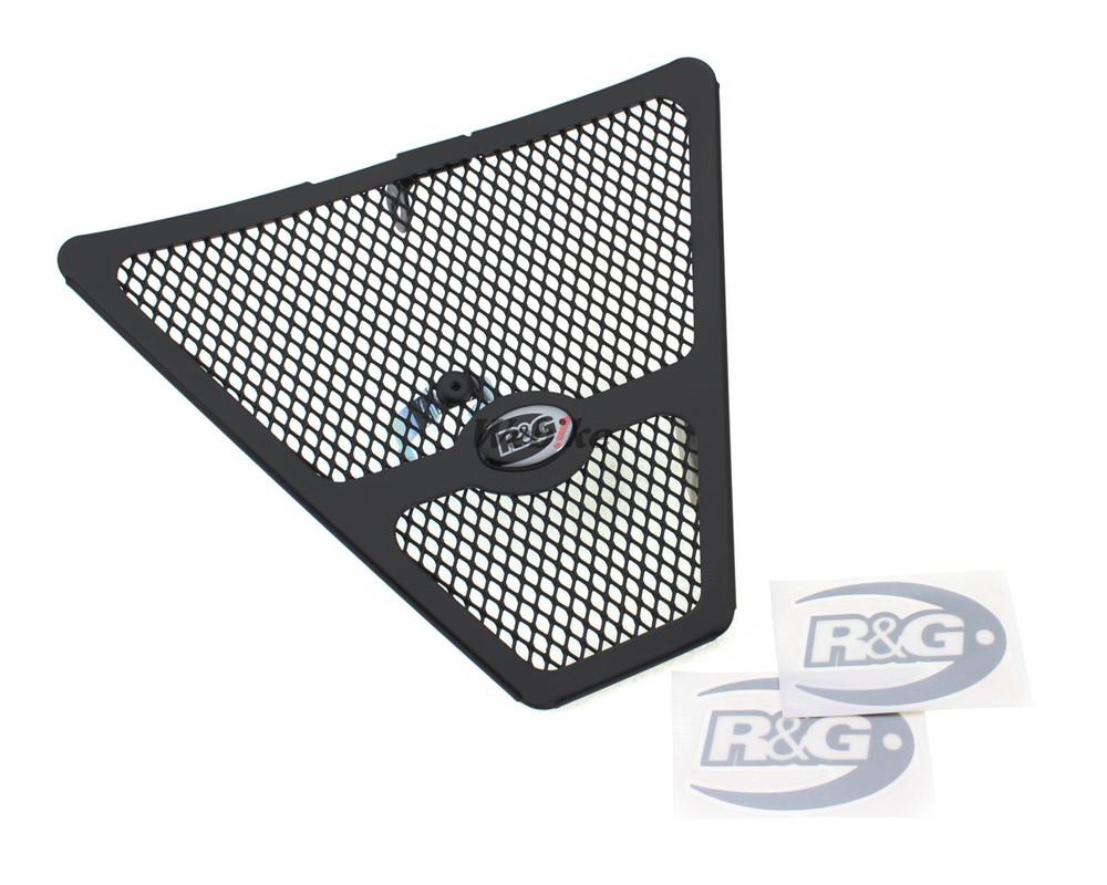 R&G アールアンドジー コアガード ダウンパイプ・アンダーグリル【Downpipe Grille】■ カラー:ブラック CBR1000RR