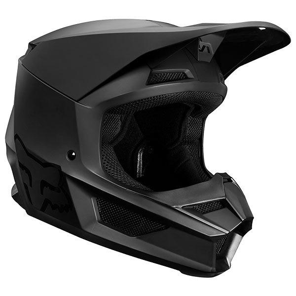 【在庫あり】FOX フォックス オフロードヘルメット MX19 V1 HELMET [V1 マット ヘルメット] サイズ:L