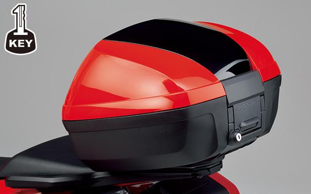 HONDA ホンダ トップケース・テールボックス トップボックス 45L ワン・キー・システムタイプ VFR800F X-ADV