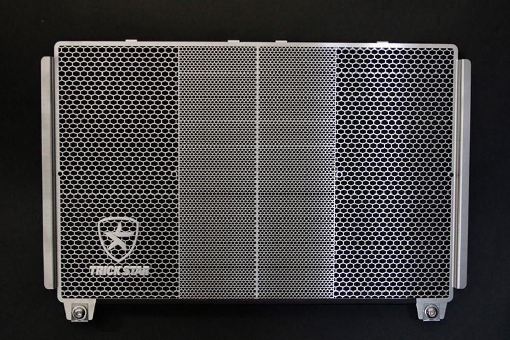 TRICK STAR コアガード・ラジエターカバー トリックスター ラジエターコアガード Z900