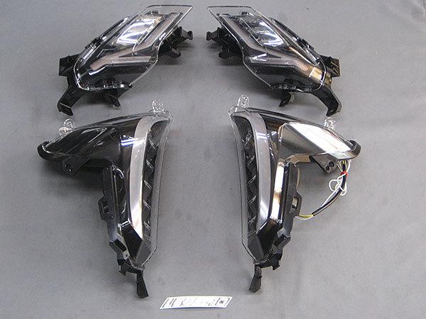 M-SOUL(ムサシ) ウインカー エムソウル LEVEL10 LEDウインカー Tmax530[SJ15J]