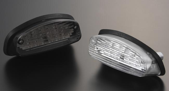 POSH Faith ポッシュ フェイス LEDテールランプユニット カラー:クリアー ホーネット250