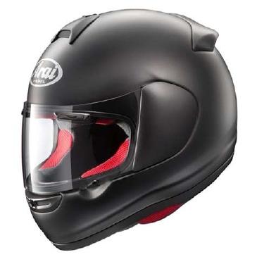 Arai アライ フルフェイスヘルメット HR-MONO4 [エイチアール モノ4 フラットブラック] ヘルメット サイズ:L(59cm-60cm)