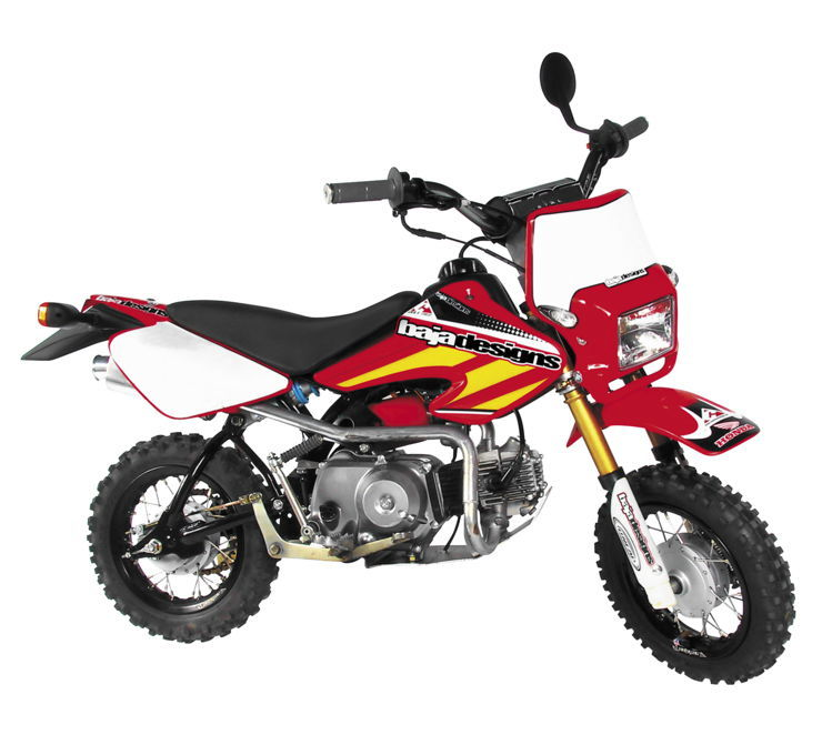 Baja Designs バハデザイン デュアル スポーツキット 【Dual Sport Kits [059039]】 CRF50F 04-16 XR50R 00-03