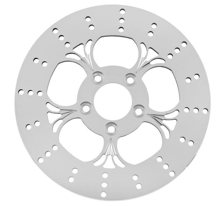 Biker's Choice バイカーズチョイス ディスクローター ミラーポリッシュ ブレーキローター 【Mirror Polished Brake Rotors [482559]】
