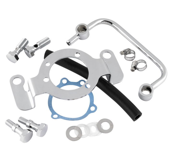 Biker's Choice バイカーズチョイス マウントキット 【Mounting Kit [482685]】 FXT FXD FLT FLST FLH