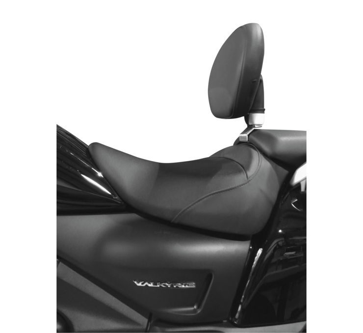 Bakup USA バックアップユーエスエー バックレスト 【Backrests [563690]】 GL1800CA Gold Wing Valkyrie ABS 14-15