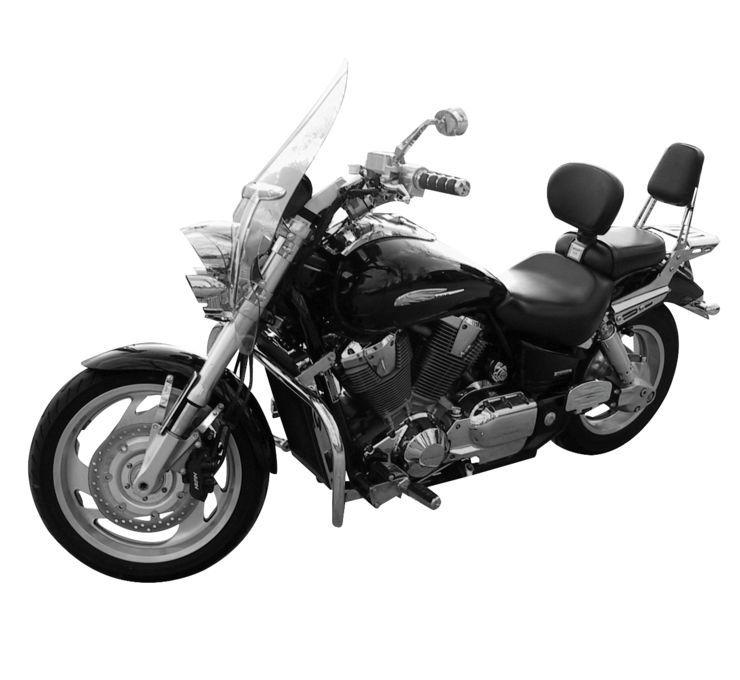 Bakup USA バックアップユーエスエー バックレスト 【Backrests [563754]】 VTX1300R 03-09 Driver (FA) VTX1300S 03-07 Driver (FA)